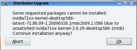 upgrade-nvidia-pkg-missing
