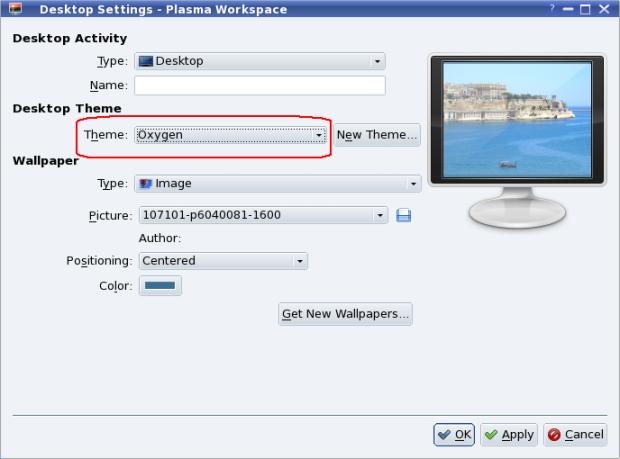 select-desktop-theme