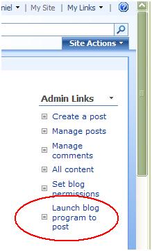 sharepoint-blog-admin-links-part